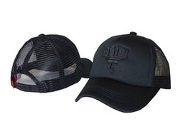 DEUS Trucker Mesh Black Baseball Hat Fashion Strap Back Curved Cap  Adjustable Cheap Men Casquette Golf Snapback Hip Hop Sun Hat Women PPM d0cc28af0c2f