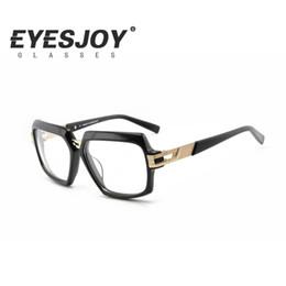 Wholesale Original Plastic Bag - Optical Original Brand EYESJOY Eyeglasses Reading Prescription Glasses Clear lens Square Frames High Quality Glasses Women Mens Glasse