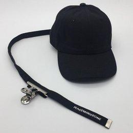 Wholesale Casual Cotton Belts For Men - Peaceminusone long belt baseball cap snapback hat for men women brand hip hop fashion bone masculino feminino casquette gorras hombre touca