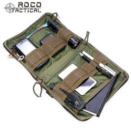 Argentina Bolsa de cintura táctica MOLLE EDC Tactical Low Profile OP Bolsa de accesorios de utilidad militar Organizador táctico Stealth Admin Organizer Pouch Suministro