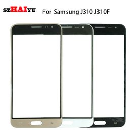Wholesale Galaxy S3 Outer Screen Replacement - Protective Outer Front Screen Glass Panel Lens Replacement for Samsung S3 S4 S5 J3 J5 2015 2016 ith Tools