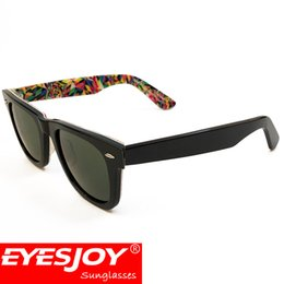 Wholesale Variety Frames - Designer Sunglasses Variety of Printing Pattern Sunglasses with Box and Accessories Classic Brand Outdoor Square Frames sun glasses