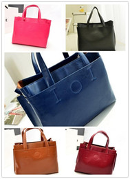 Wholesale Nylon Womens Tote Handbags Wholesale - Womens Handbags New Womens Classic Leather and Soft Handbags Fashion Lady Waterproof and Soft Bag