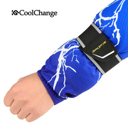 Cinghie riflettenti di sicurezza CoolChange Cinghie di rinforzo per le gambe Leg Cicloclip riflettenti Cinghie di sicurezza per cintura da
