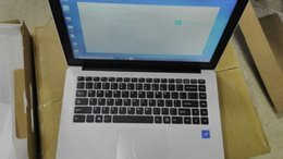 Wholesale Netbook Dhl - hot sale computer laptop netbook 14 inch ultra thin 2gb ram memory 32gb ssd DHL free delivery