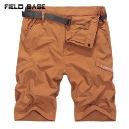 Wholesale Clothes Man Shorts - Wholesale- 2017 brand Summer Bermuda Beach For Men's Shorts Men masculino breeches clothing Cotton Casual Plus Size 5XL 6615