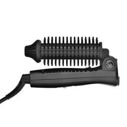 Ucuz Fiyat Showliss Saç Düzleştirici Fırça ile 360 derece dönen kordon Tarak Doğrultma Elektronik Saç Fırçası yüksek kalite DHL ücretsiz nereden