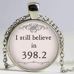 New Locket Necklace,Literary Jewelry I Believe in 398.2 Locket Necklace Sayings Jewelry Quote Locket Necklace Bookish Jewelry,I still believe in 398.2 Locket Pendant fairy tale jewelry book jewelry f
