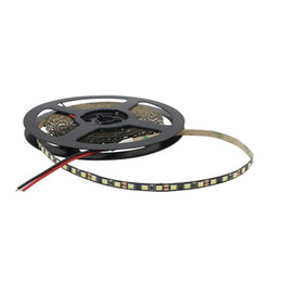 Wholesale Board Meter - 5M Roll SMD 2835 LED Strip Light Black PCB Board 120leds Meter Non-Waterproof IP20 Flexible String For Party Holiday