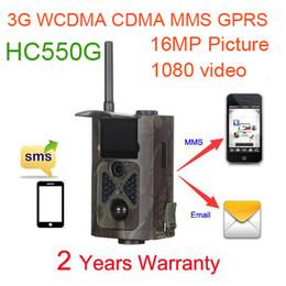 Wholesale Surveillance Outdoor Camera 3g - Suntek HC550G 16MP HD 3G Network Forest Wildlife Surveillance Cameras Outdoor Security 3G Hunting Trail Cameras Wild Game Cameras 3G Network