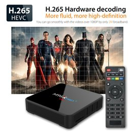 Wholesale Rom Box - TV BOX M96X PRO plus 7.1 OS 2GB RAM 16GB ROM Amlogic S905W Android TV Box Media Player Fully loaded