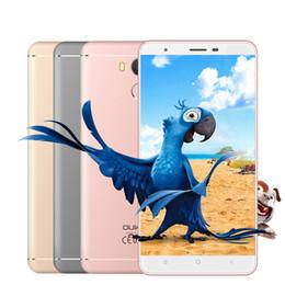 Wholesale Dual Sim 3g Mobile Phone - Oukitel U15 PRO MTK6735 Octa Core Mobile Phone 5.5Inch HD Screen 3G RAM 32G ROM Android6.0 4G LTE Fingerprint OTG