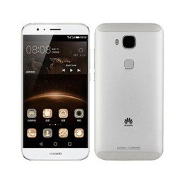 """Wholesale Huawei Ascend Plus Phone - HUAWEI Ascend G7 Plus 5.5"""" Dual SIM 4G LTE Cell Phone Android 5.1 Octa Core 2GB RAM 16GB ROM 13.0MP Camera DHL"""