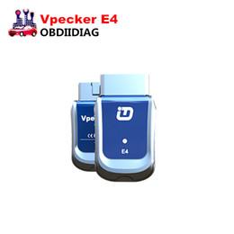 Wholesale obd2 scanner tester nissan - Car-detector Vpecker E4 Diagnostic-tool IDUTEX Vpecker-E4 Car Styling Vpecker E4 Automotive Scanner Car detector obd2 eobd scanner