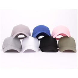 Wholesale Plain White Snapback Hats - Hot Sale Summer Men Adjustable Snapbacks Baseball Cap Cotton Hunting Hat Outdoor Sports Flat Hat Fashion Women Casquette Snapback