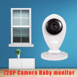 Wholesale Cmos Wireless Color Mini Camera - Wholesale- (1 PCS) SP009 Wireless MINI Camera 720P HD IP Camera Baby Old people Surveillance Monitor Smart Home WIFI Camera CMOS