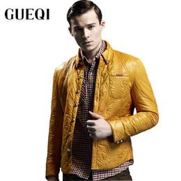 Wholesale Cross Waterproof Jacket - Wholesale- GUEQI ADD Fleece Men Waterproof Parkas SIZE M-2XL Windproof Outerwear 2017 New Man Casual Brand Jackets