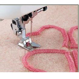 Fratelli Singer Juki saltare elettrico domestico multifunzione macchina da cucire piedini Jacquard ricamo da juki cuce macchina fornitori
