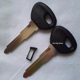 Shippig gratuito para Mazda M3 M6 Transponder Key Shell desde fabricantes