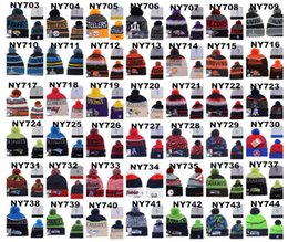 Wholesale Skull Beanies For Cheap - Wholesale Retail Cheap 1Beanie beanies caps beanies with strips Sale Winter Knitted Hat For Men Women Caps Casual Skullies More 5000+Styles