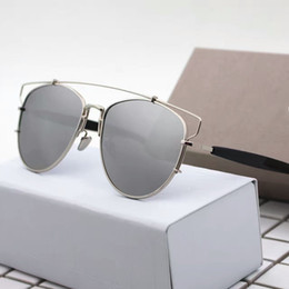 Wholesale Discount Coat Men - Polarized sunglasses women fashion eyewear men glasses brand designer original box do luxury famous promotional best price discount