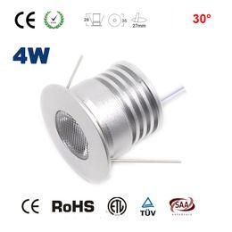 Wholesale led ceiling light 24v - Wholesale- 4W 80Ra 320Lm Home Beautiful Led Ceiling Lamp 12V 24V 4W Christmas Party Led Spot light