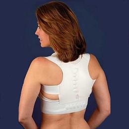 Wholesale Shoulders Support - New Arrive Posture Support Corrector Back Belt Band Pain Feel Young Belt Brace Shoulder for Sport Safety