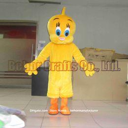 Wholesale Tweet Bird - tweet bird mascot costume free shipping, cheap high quality carnival party Fancy plush walking tweet bird mascot adult size.
