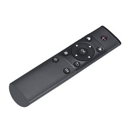 Wholesale keyboard mouse universal remote control - Wholesale- Best Price FM4 2.4GHz Remote Control Keyboard Wireless Air Mouse for Android TV BOX