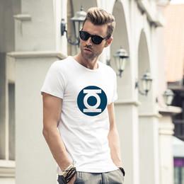 Wholesale Big Bang Theory Sheldon T Shirt - The Big Bang Theory T-shirt Sheldon Cooper super hero t shirts men women geek tee TBBT tshirt