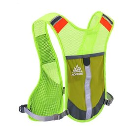 Wholesale outdoor vests for men - Run Package Off Road Marathon Bag Outdoor Ride Ultra Light Kettle Vest For Unisex Man And Women More Breathable Security 53an I1