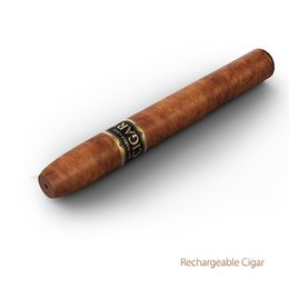 Wholesale E Liquid Cigar - 100% Original Rechargeable Cigar e-cigarettes Battery Capacity 900mAh 1.3ml E-liquid Capacity Evaporators Vape Smoke DHL Free