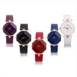 Wholesale Quartz Analogue Watch - Luxury Brand Women's Stainless Steel Crystal Diamonds Dial Quartz Analogue Wrist Watch Ladies Wrist Watch CAK0008