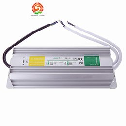 Wholesale Arrival Drivers - New Arrival Original 100W AC110V-260V to DC12V 8.5A Waterproof IP67 LED Light Lamp Driver Outdoor Use Power Supply Transformer