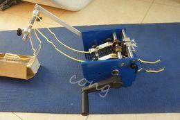 Wholesale Resistor Machine - manual U type Resistor Axial Lead bend cut & form machine