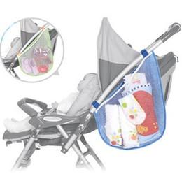 Wholesale Baby Carriage Bag - Baby Carriage Baby Trolley Hanging Bag Side Hanging Bag D-Shackl Hanging Basket Storage Bag Baby Stroller Accessories Stroller Organizer
