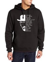 Wholesale Breaking Bad Hoodies - Wholesale- Heisenberg I Am Not In Danger fleece sweatshirts BREAKING BAD Men Fashion Swag fitness hoodies 2017 autumn harajuku tracksuits