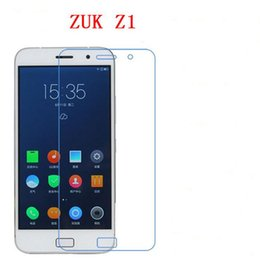 Wholesale Phone Z1 - Phone film For Lenovo ZUK Z1 Z1221 Tempered Glass 9H phone film Phone Protective touch screen protector Free shipping