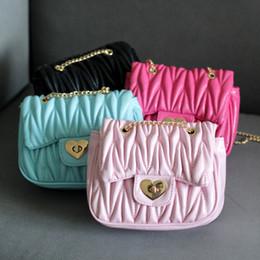 Wholesale Messenger Product - Fashion Baby PU Leather Tote Bag Kid Girl Designer Messenger bags Child Stylish Handbag Girls Shoulder Bag Kids Purse Baby products CK066