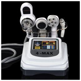 Wholesale Lipo Max - LCD touch screen 4-MAX Lipo Slim Ultrasound 40K Cavitation Multipolar Vaccum Tripolar RF Radio Frequency Slimming machine