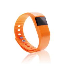 2019 bracelet passomètre EN STOCK! Yoho Smart Bracelet Bluetooth Bracelets AVEC étanche Passometer Sleep Tracker pour Android IPHONE OTH048 promotion bracelet passomètre