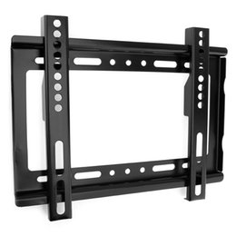 Wholesale Flat Hdtv - High Quality Universal TV Wall Mount Bracket for Most 14 ~ 42 Inch HDTV Flat Panel TV HMP_601
