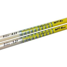 Wholesale Golf Shafts Tour - New Golf clubs shaft TOUR AD MT-6 Graphite Golf wood shaft SR or Stiff flex 3pcs lot Golf wood shaft Free shipping