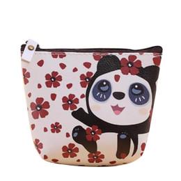 Wholesale Cute Zip Wallets - Wholesale- ASDS Women Girls Cute Zip Leather Coin Purse Wallet Bag Change Pouch Key Card Holder #17 White