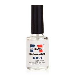 Wholesale Glue Debonder - 10ml False Eyelash Remover Glue Eyelashes Extension Debonder Professional Removing Adhesive Makeup Beauty Tool