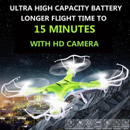 Wholesale Large Remote Controlled Helicopters - Jjrc H5p Drone With Camera Large Battery Quadcopter Professional Drones Remote Control Dron Flying Helicopter Rc Copter Toy