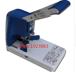 Wholesale Corner Cutters - DR6 paper,binding covers,laminated badges,books corner cutter,manual desk top corner cutter with punching function,(6mm)