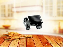Wholesale solar mini car - Factory hotsale solar toy mini car perfect educational and intellectual toy Kids' birthday gift promotion item 052-50