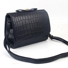 Wholesale Fringed Purses - Wholesale-2016 Simple Women Handbags Leather Crossbody bag Tassel Fringed Messenger Shoulder Bag Sling Purse Handbag