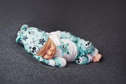 Wholesale legging stars - 2016 Newborn Infant Baby Girls Boys Clothes suits Tops long sleeve stars printed Shirts+Long Pants fashion sets Legging 3Pcs casual top suit